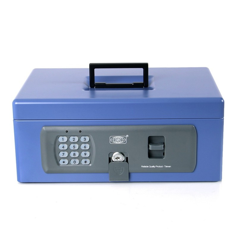 Kasetka na pieniądze z alarmem DCB-58
