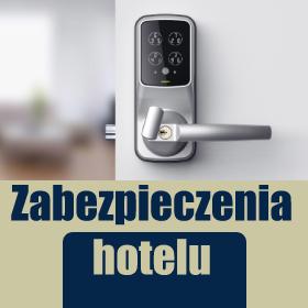 Zabezpieczenia hotelu